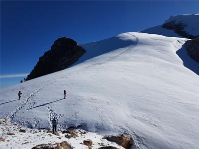 Nevado del Tolima colombia