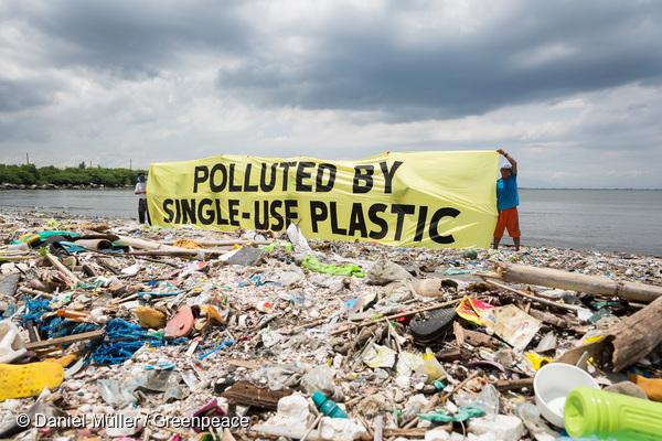 multinacionales se unen contra el plástico