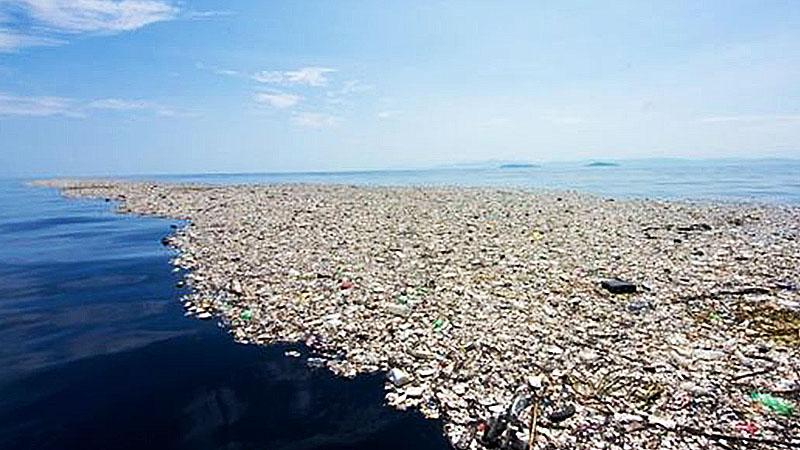 continente de plastico