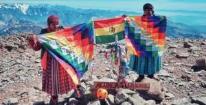 cumbre del Aconcagua